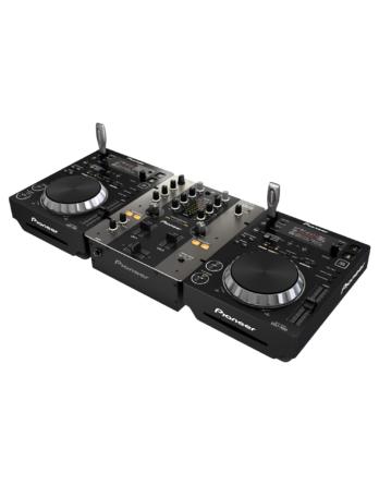 Pack Pioneer CDJ 350 - Pioneer DJM 250