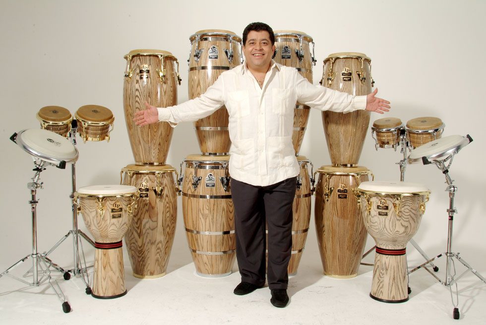 Giovanni Hidalgo y su serie de LP