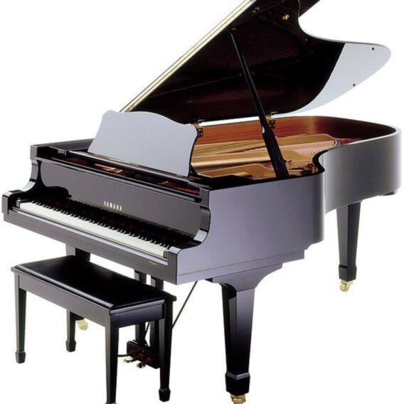 alquiler piano yamaha c7