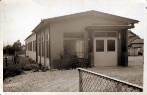 1962 primera sede de Hoshino Gakki