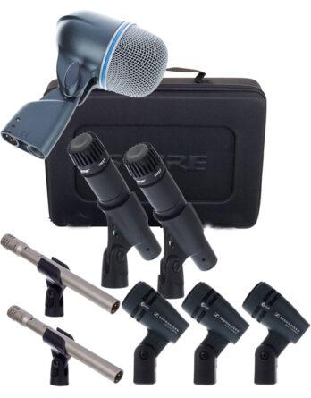 alquiler de set micros bateria pro