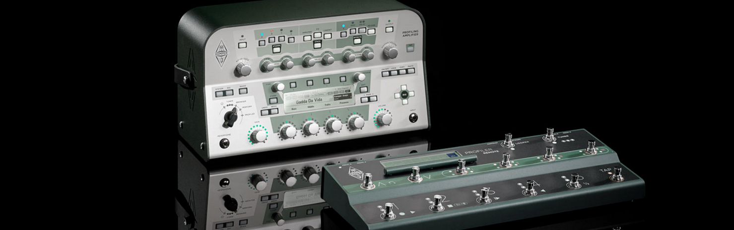 cabecera kemper amps